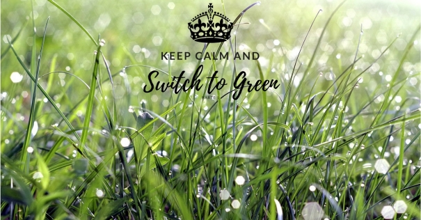 Keep Calm and switch to green 1