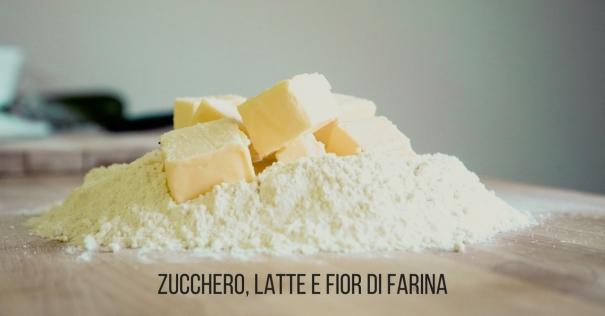 Zucchero Latte Fior D iFarina