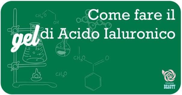 gel di acido ialuronico