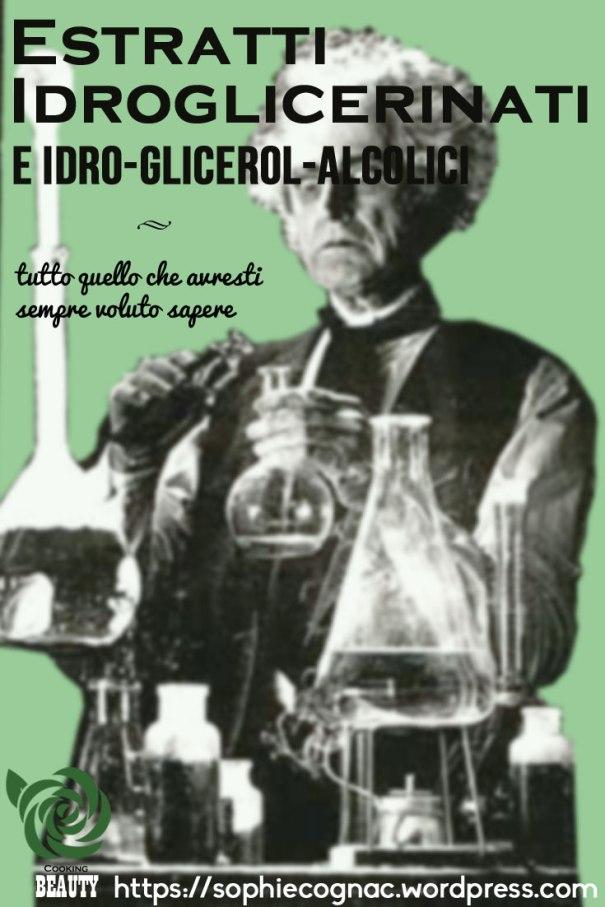 estratti idroglicerinati e idro-glicerol-alcolici