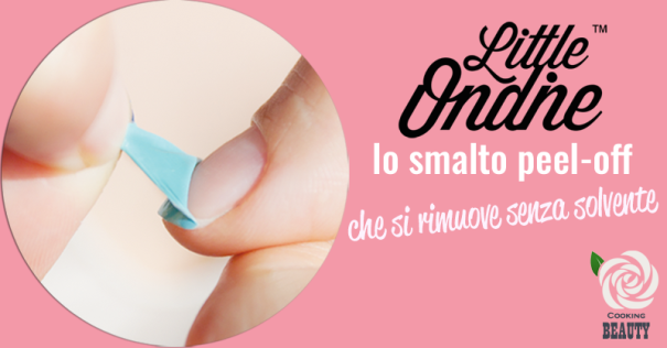 Little Ondine smalto peel-off