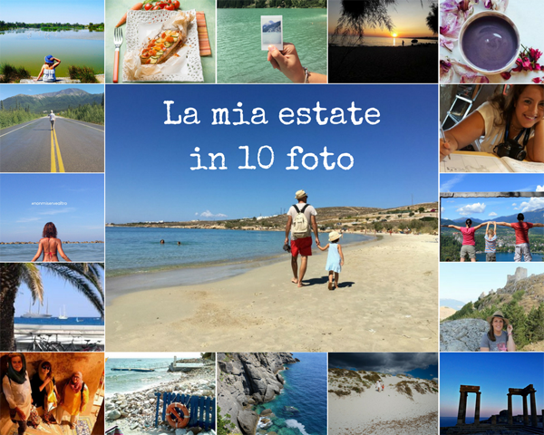 La mia estate in 10 foto