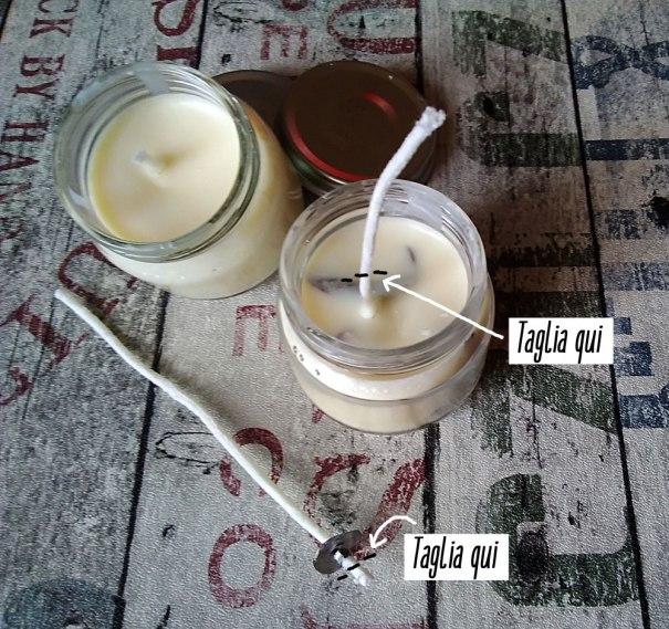 candele DIY