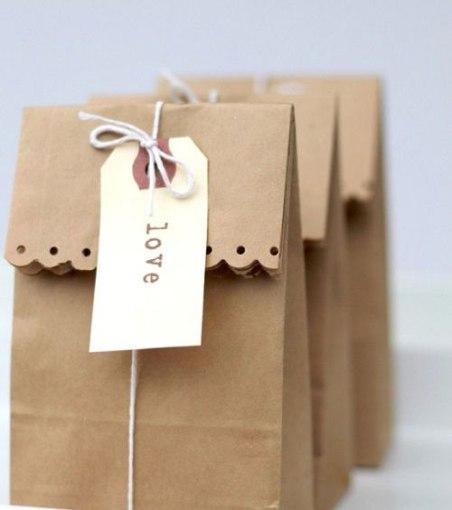 pacchetto regalo handmade