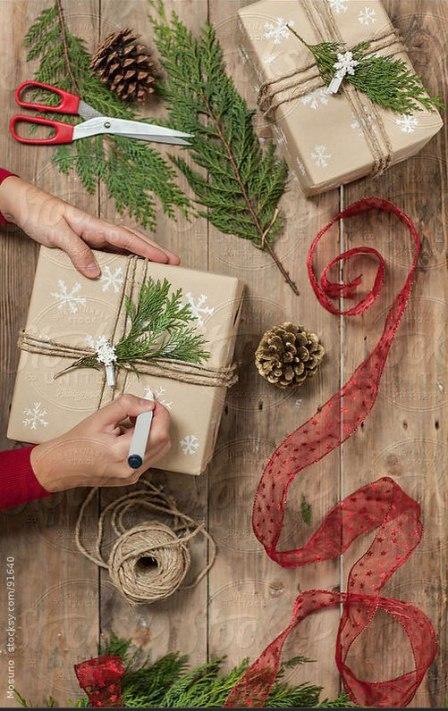 pacchetto regalo natale