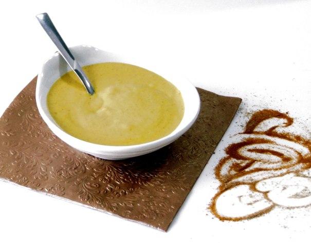 salsa alla curcuma Sissi