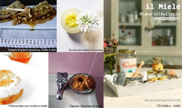 @FoodAndBeauty #SaporiDiBellezza il Miele
