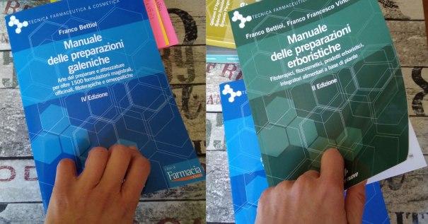 Manuale delle preparazioni galeniche - erboristiche [Franco Bettiol]