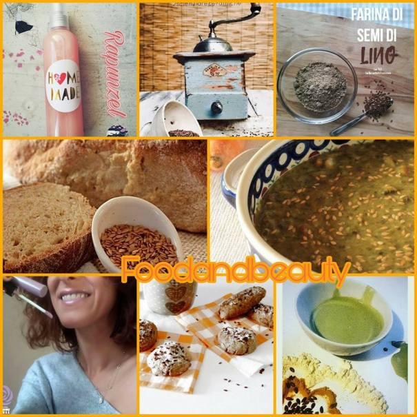 FoodAndBeauty - semi di lino