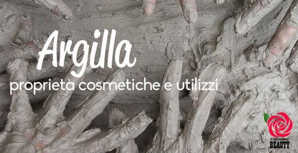 argilla: proprietà cosmetiche e utilizzi