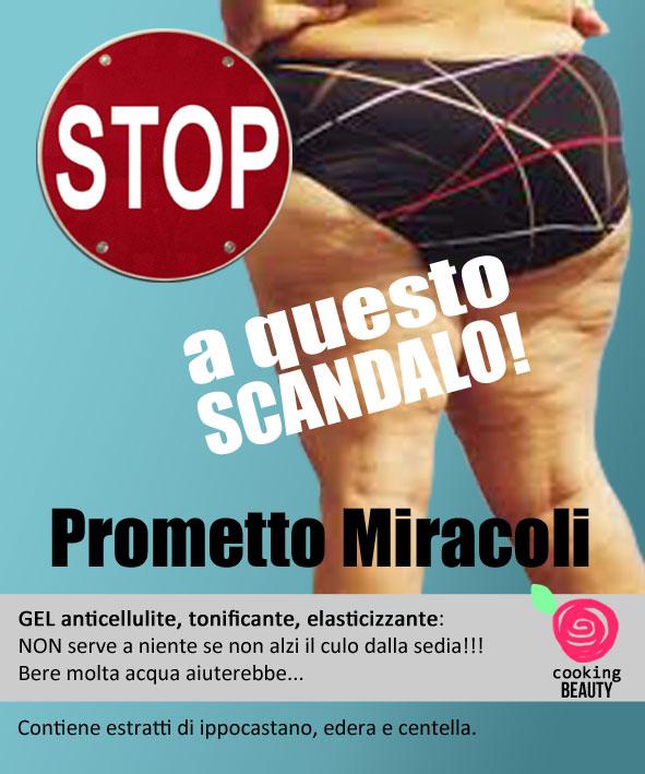 Prometto Miracoli label 10x12