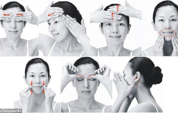 massaggio viso - 1