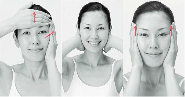 massaggio viso - 2
