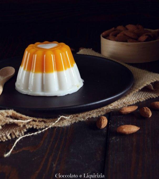 Biancomangiare e mango di Cioccolato&Liquirizia