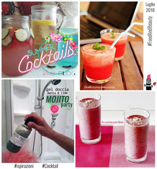 cocktail - collage delle ricette