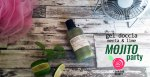 mojito party - gel doccia menta e lime