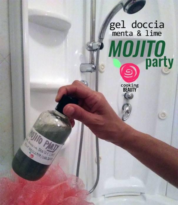 gel doccia - menta e lime