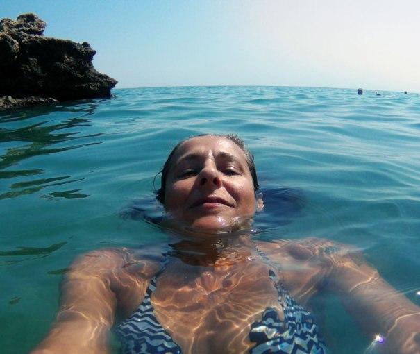 io in acqua