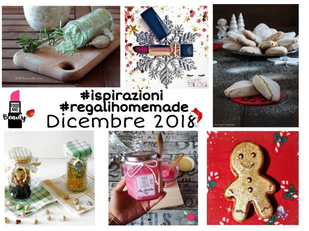 regali homemade - collage
